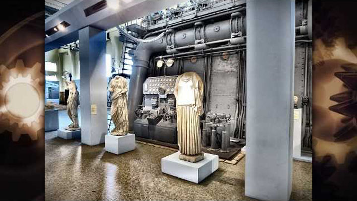 Museo Centrale Montemartini Roma & Gridlock